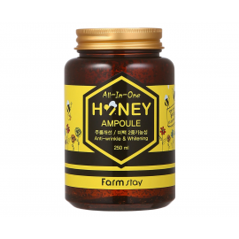 Многофункциональная сыворотка с мёдом FarmStay All-in-One Honey Ampoule - 250 мл, фото 1