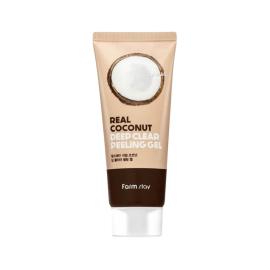 Пилинг-гель с экстрактом кокоса FarmStay Real Coconut Deep Clear Peeling Gel - 100 мл, фото 1