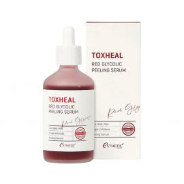 Пилинг-сыворотка гликолевая Esthetic House Toxheal Red Glyucolic Peeling Serum - 100 мл, фото 1