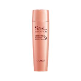 Тонер для лица Laikou Snail Nutrition Essence - 160 мл, фото 1
